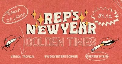 Rep's New Year 2020 – Réveillon Vereda Tropical