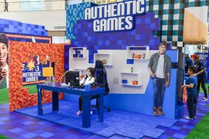 AuthenticGames no Continente Shopping